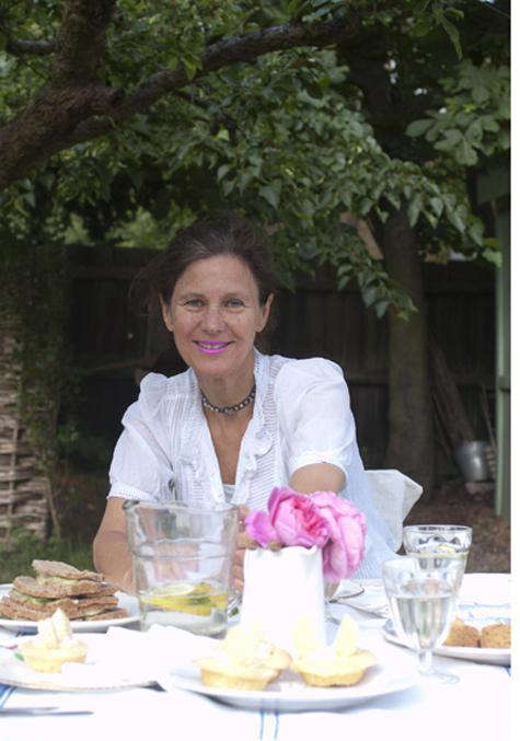Tablescapes Tea in the Garden with Jane Cumberbatch portrait 6