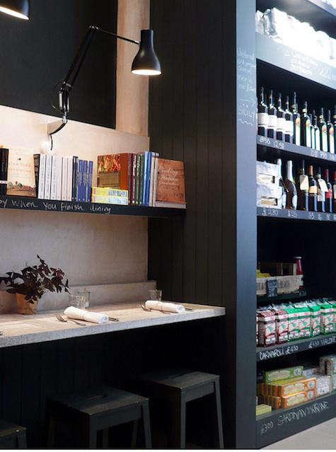 Restaurant Visit Machiavelli in London portrait 7