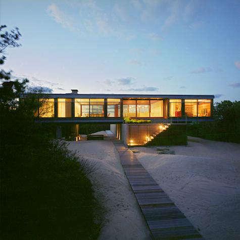 Architect Visit Stelle Lomont Rouhani Architects in Bridgehampton New York portrait 10