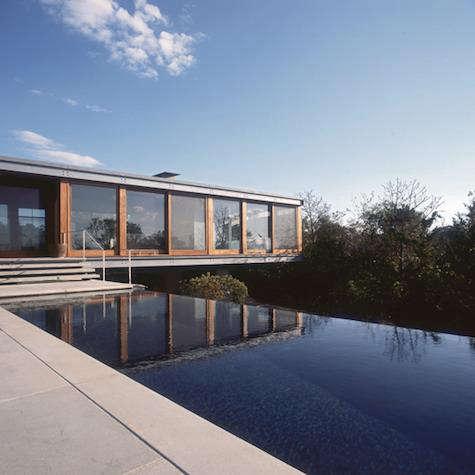 Architect Visit Stelle Lomont Rouhani Architects in Bridgehampton New York portrait 5