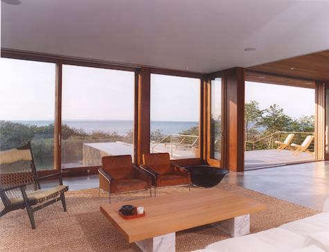 Architect Visit Stelle Lomont Rouhani Architects in Bridgehampton New York portrait 7