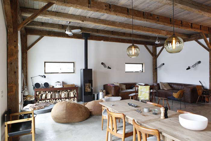 The Architect Is In A Rural Barn Transformed for Modern Living portrait 8