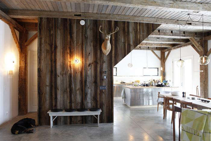 The Architect Is In A Rural Barn Transformed for Modern Living portrait 5