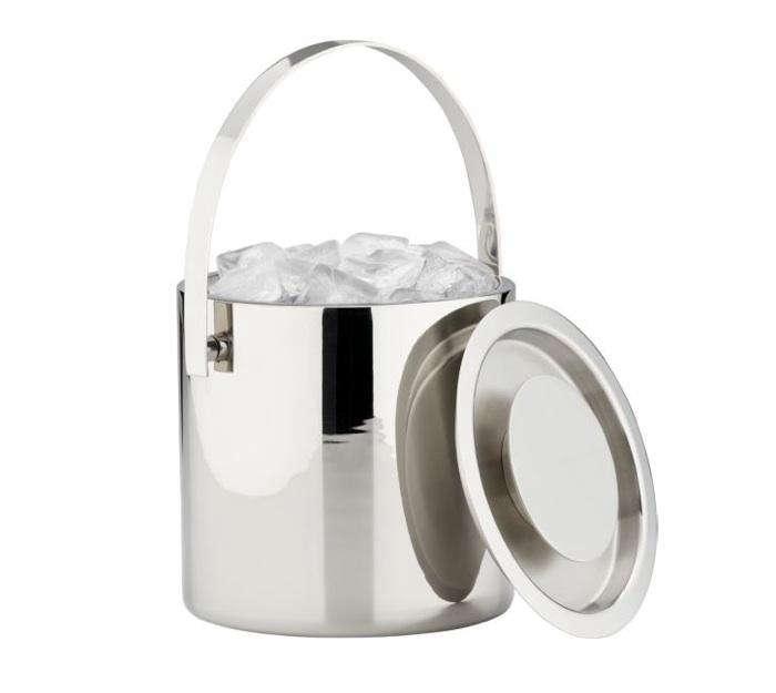 700 cb2 shiny wall ice bucket