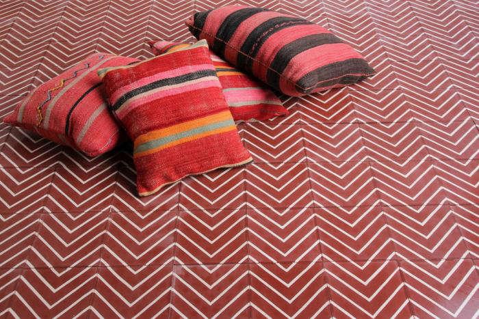 Modern Takes on Moroccan Tile portrait 6