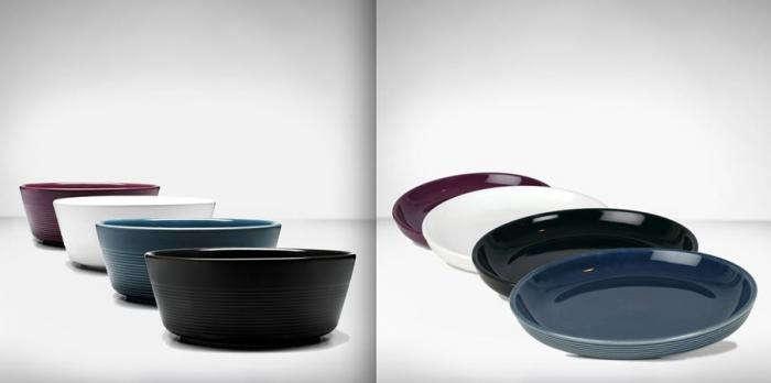 700 halv atta bowls plates