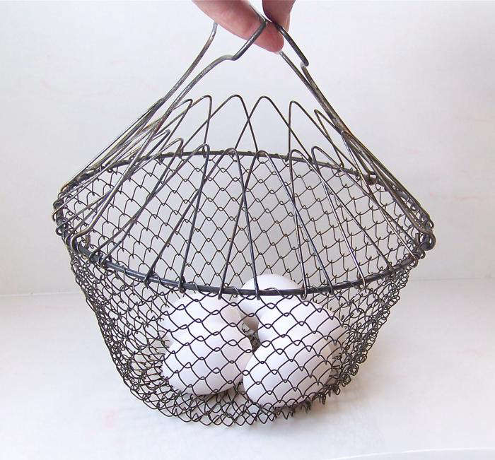 Down to the Wire Baskets with Style portrait 5