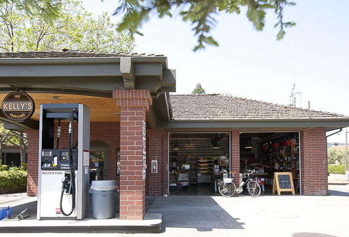 Gourmet Gas Kellys Provisions in Yountville portrait 5