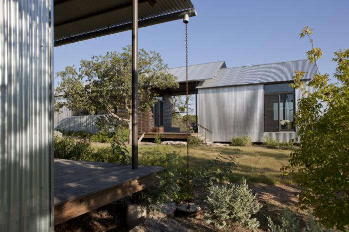 The Architect Is In A CostEffective FactoryBuilt House with LakeFlato  portrait 6