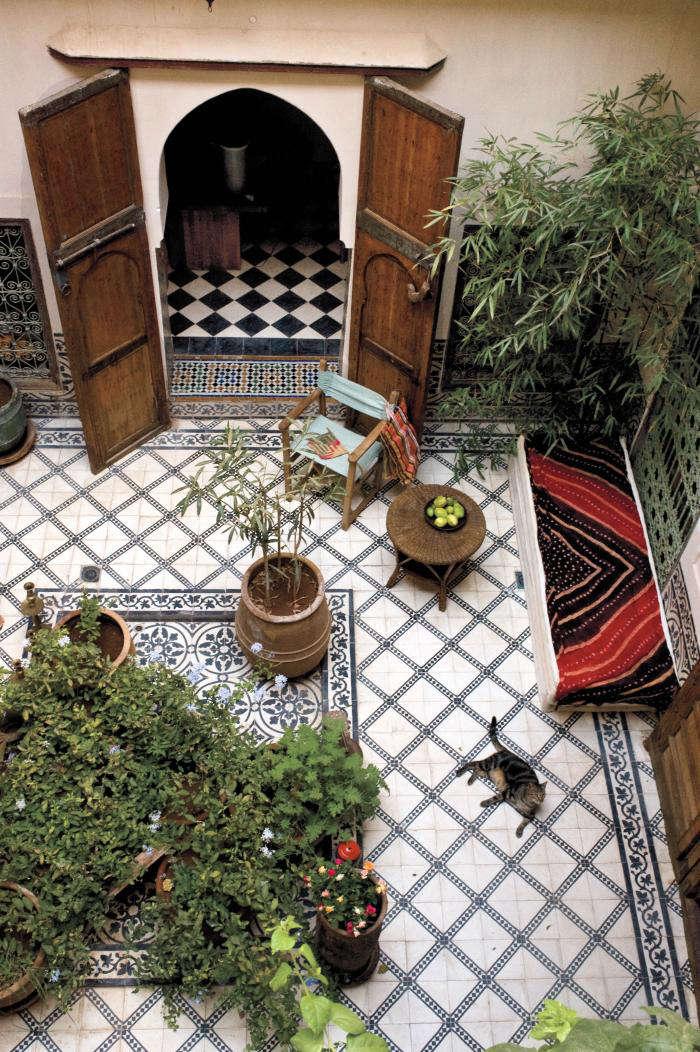 700 my marrakesh natalie tiled courtyard