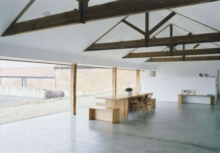 700 pawson barn dining table