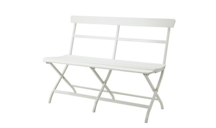 700 white bench malaro ikea