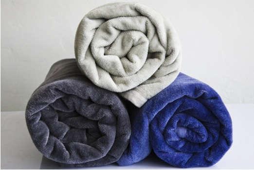 dip dye bath towel 18