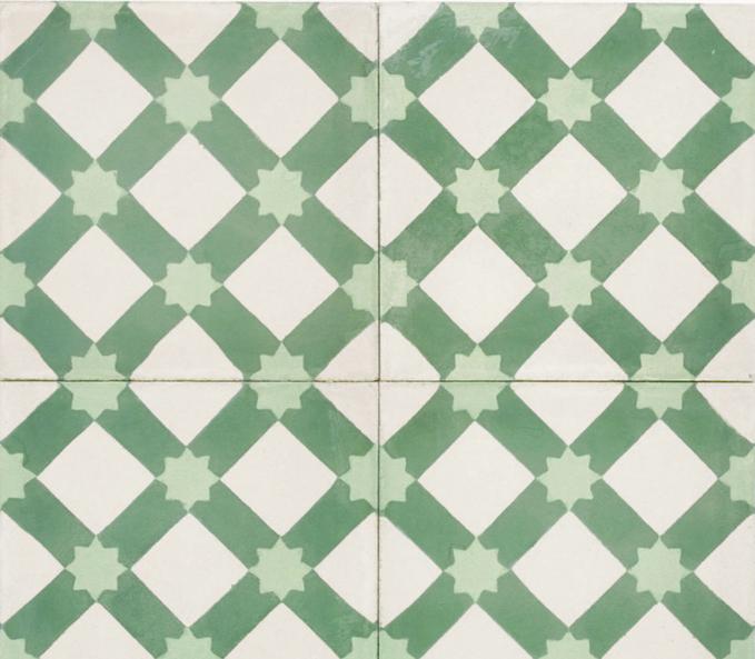 Modern Takes on Moroccan Tile portrait 9