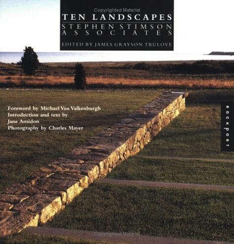 Required Reading Ten Landscapes by Stephen Stimson Associates portrait 3