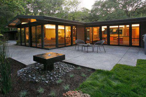 Architect Visit Lafayette Remodel by Hart Wright ArchitectsEast Bay AIA Home Tour portrait 6