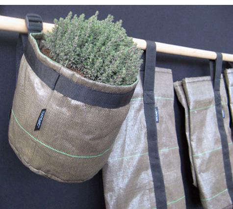 Outdoors Mobile Garden Containers by Bacsac portrait 7
