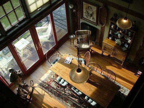 Architect Visit Berkshires Barn by Burr  McCallum Architects portrait 6