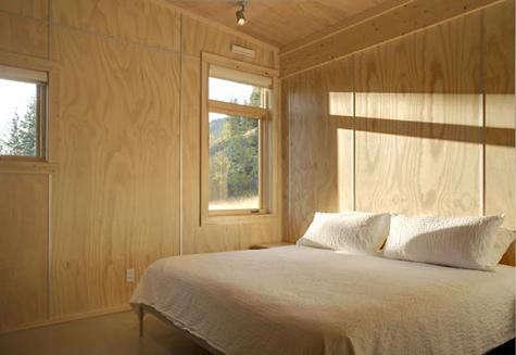 Architect Visit Pine Forest Cabin by Balance Associates in Seattle portrait 7