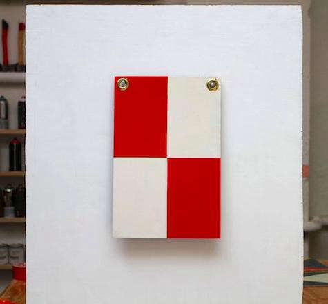 Art  Photography Signal Flags from Best Made portrait 6