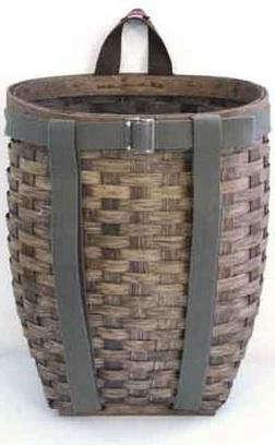 Storage Woven Adirondack Pack Baskets portrait 5