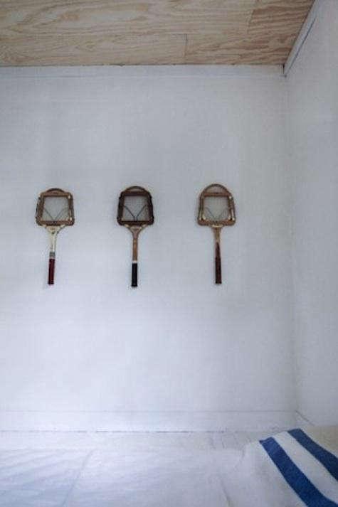 Accessories Summer Sports Equipment as Decor portrait 4