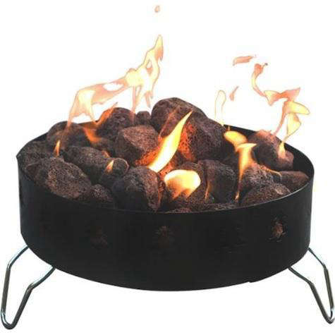 propane patio fire pit ring