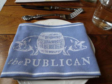 Restaurant Visit The Publican in Chicago portrait 6