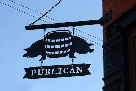 Restaurant Visit The Publican in Chicago portrait 3