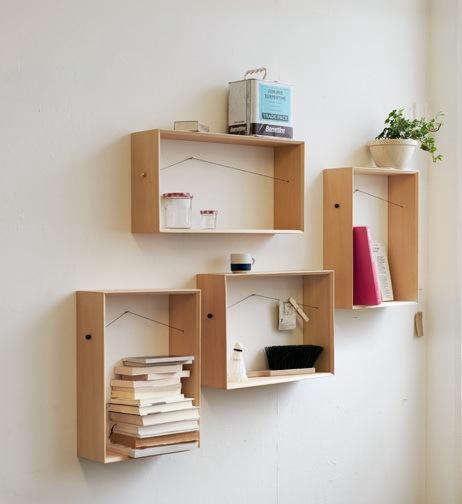 Storage Shelframe by Bahbak HashemiNezhad portrait 3
