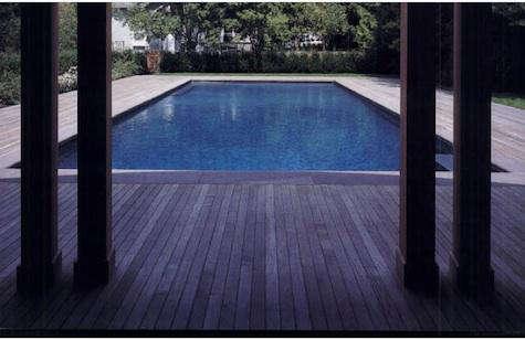 stimson pool wood deck