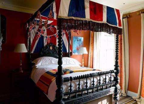 Hotels  Lodging The Zetter Townhouse in London portrait 7