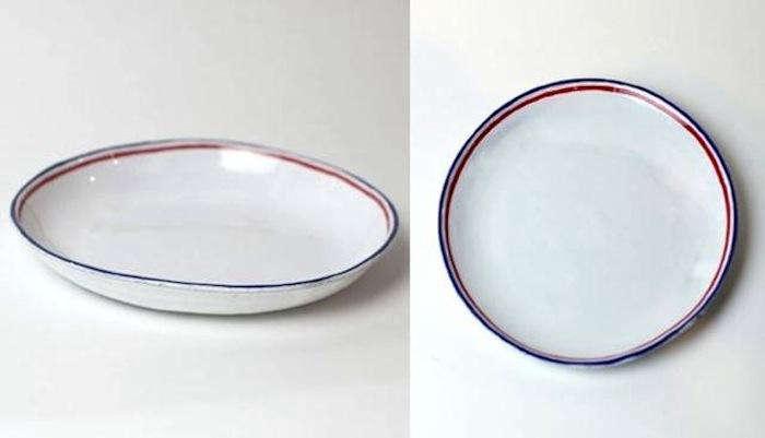 700 astier de villatte plates two images