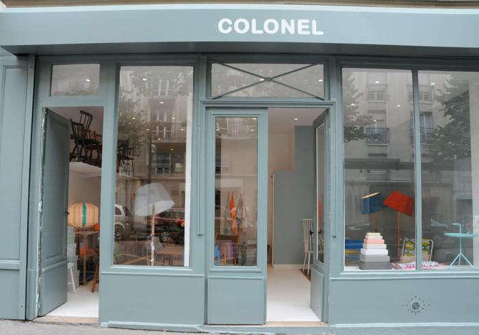 Summertime Style Colonel in Paris portrait 10