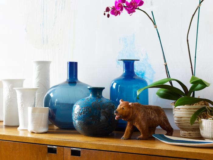700 elephant ceramics sideboard 2