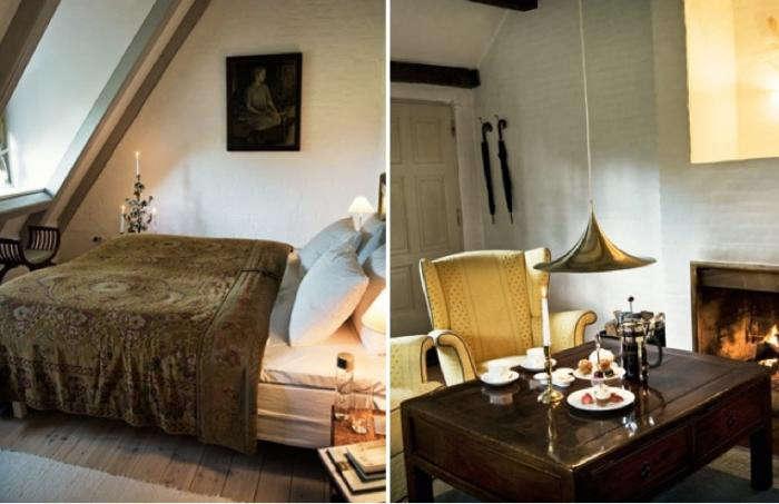 700 falsled bedroom brass lamp