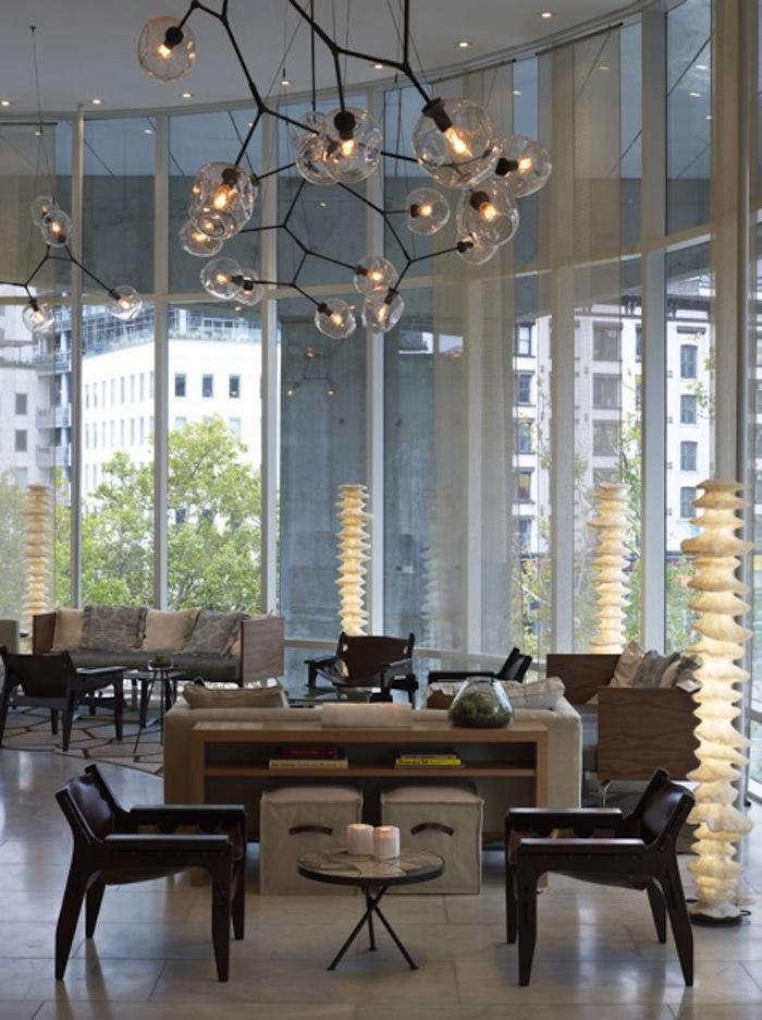 700 james lobby lighting nyc