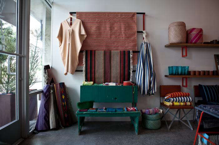 700 jm dry goods store inteiror turquoise