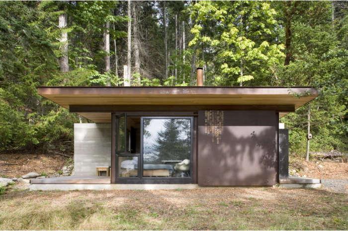 700 olson kundig cabin exterior