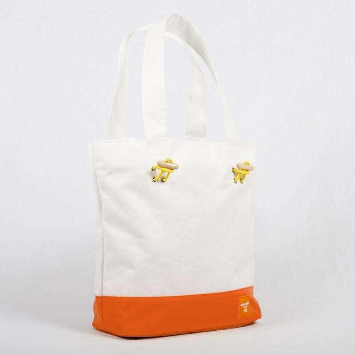 700 orange c bag
