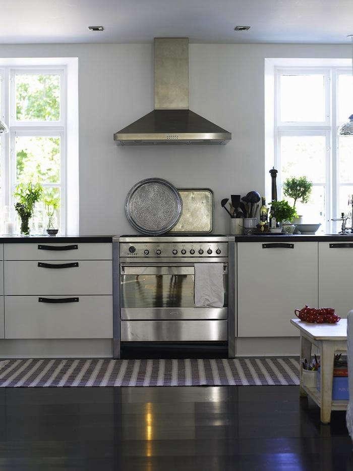 700 tine k kitchen silver