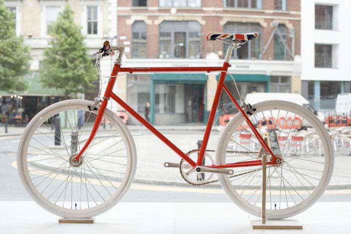 700 tokyo bike red