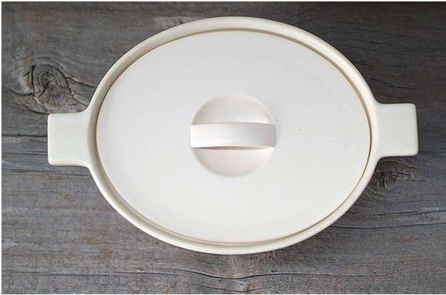 analogue life oval casserole