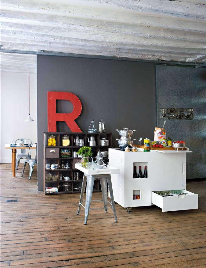Radical Downsizing HighLow Mini Kitchens portrait 3