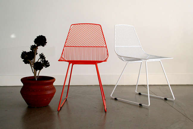 BertoiaInspired Seating by Way of LA portrait 6