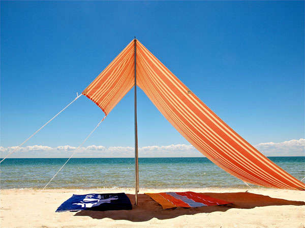 Stylish Sun Shades for the Summer Beachgoer portrait 3