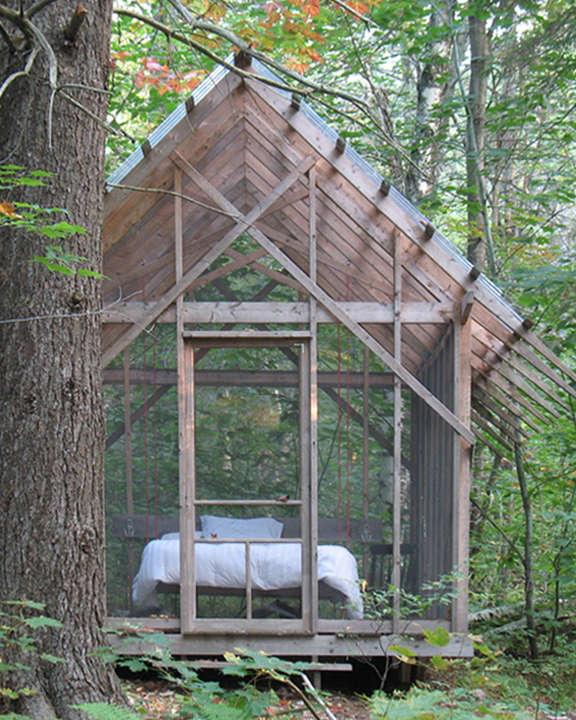 screened sleeping porch 1