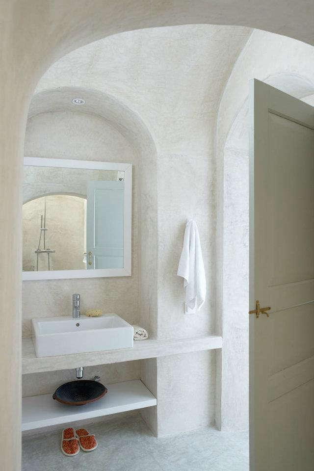 villa fabrica bath simple basin