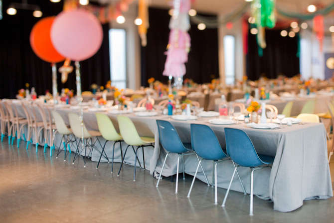 Revolutionary Party Decor from Yeah Rentals portrait 7