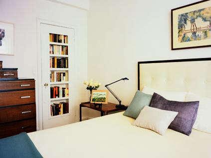 Office Visit Bedrooms by 2Michaels Interior Design portrait 3